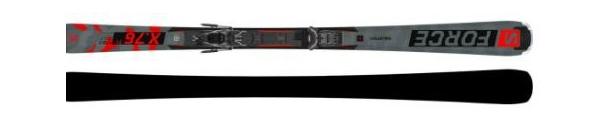 Горные лыжи Salomon S/Force X76 Ti + крепления M11 GW L80 21/22 (20/21)