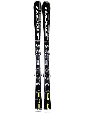 Горные лыжи Stockli Axis Pro + крепления K Z10 B80 13/14