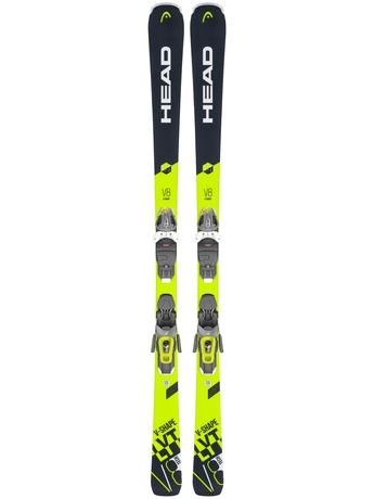 Горные лыжи Head V-Shape V8 + крепления PR 11 18/19