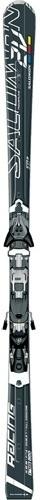 Горные лыжи с креплениями Salomon 2V Race Powerline + SZ14 SPEED 11/12