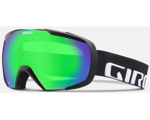 Маска Giro Onset Black Wordmark / Loden Green