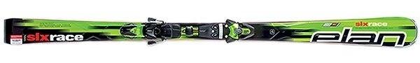 Горные лыжи Elan SLX Fusion Pro + крепления ELD 12 Fusion Pro 07/08 (07/08)