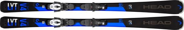 Горные лыжи Head V-Shape V4 + крепления PR 11 (19/20)