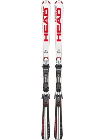 Горные лыжи с креплениями Head X-Shape STX SW PR + PR 11 12/13