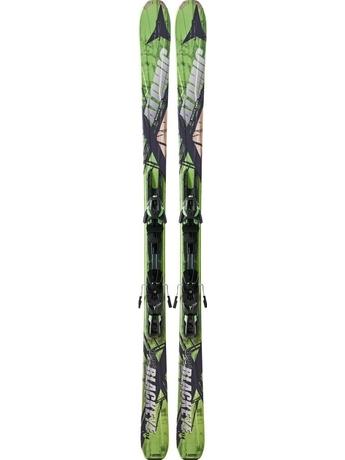 Горные лыжи с креплениями Atomic Blackeye + XTO 10 12/13