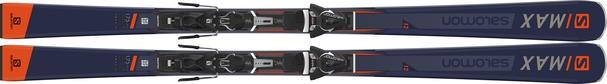 Горные лыжи Salomon S/Max 12 + крепления Z 11 Walk (18/19)