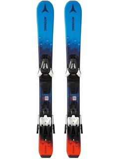 Горные лыжи Atomic Vantage JR 70-90 + крепления С 5 GW