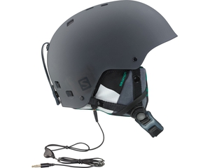 Шлем Salomon Brigade Audio