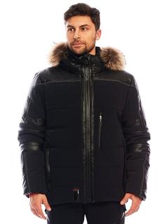 Куртка с мехом Sportalm Herkules m.Kap+P