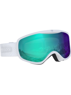 Маска Salomon Sense Photo White/ Blue Photochromic Multi