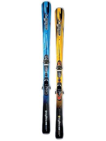 Горные лыжи Elan Magfire 8 Fusion + крепления EL 10 Fusion 07/08 07/08