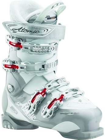 Горнолыжные ботинки Atomic B 90 W Silver/White
