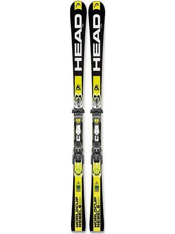 Горные лыжи Head WC Rebels i.SL SW + крепления Freeflex Pro 14 15/16