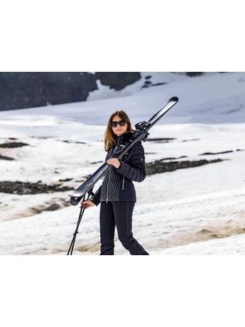Горные лыжи Elan Delight Swarovski + крепления ELW 9.0 16/17
