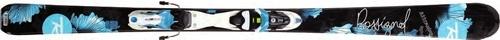 Горные лыжи с креплениями Rossignol Attraxion Light WZIP + ZIP Saphir 100S ZIP2 (11/12)