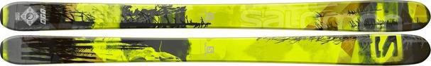 Горные лыжи Salomon Q-Lab (14/15)