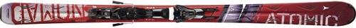 Горные лыжи Atomic Crimson Ti + крепления XTO 14 (09/10)