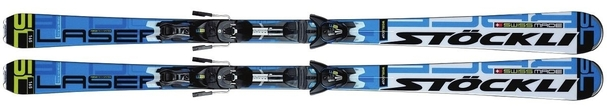Горные лыжи Stockli Laser SL Lab + крепления N Z14 Speed S75 (14/15)