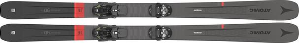 Горные лыжи Atomic Vantage 90 TI + крепления Warden 13 MNC  (20/21)
