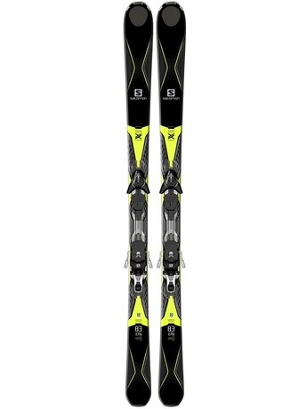 Горные лыжи Salomon X-Drive 8.3 + крепления XT12 16/17