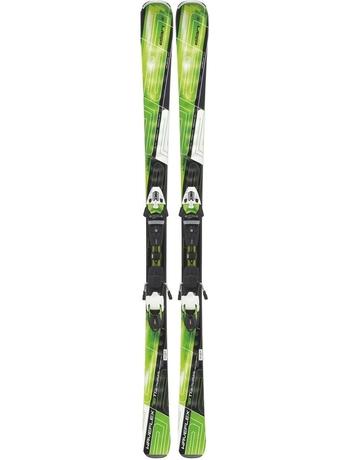 Горные лыжи с креплениями Elan Waveflex 78 Ti Green Fusion + ELX 12.0 11/12