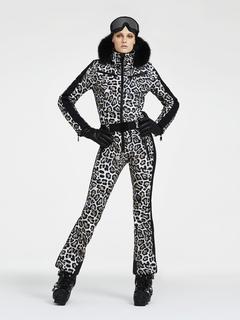 Комбинезон с мехом Goldbergh Cougar Fur