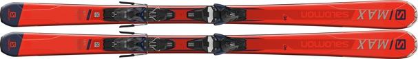 Горные лыжи Salomon S/Max 6 + крепления Mercury 11 (18/19)