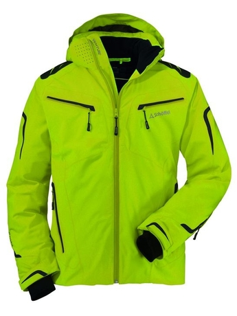 Мужская куртка Schoffel Whistler citro