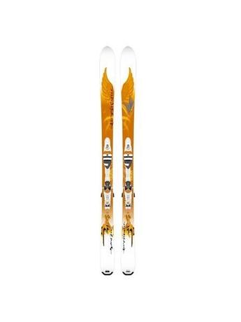 Горные лыжи Rossignol Bandit B83 W + крепления AXIUM 110 TPI2 07/08