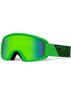 Маска Giro Semi Bright Green Peak / Loden Green 26 + Yellow 84