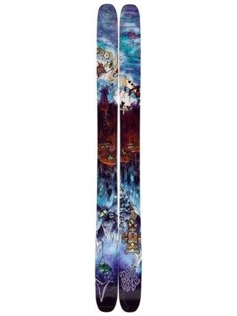 Горные лыжи с креплениями Atomic Bent Chetler + FFG 16 Team 12/13