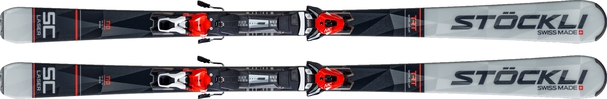 Горные лыжи Stockli Laser SC + крепления MC 12 (20/21)