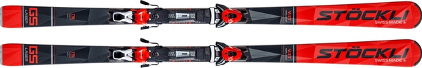 Горные лыжи Stockli Laser GS + крепления MC 12 (20/21)