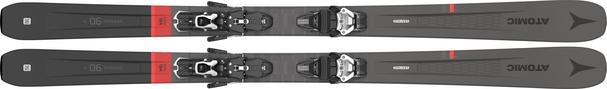 Горные лыжи Atomic Vantage 90 TI + крепления Warden R 13 MNC  (20/21)