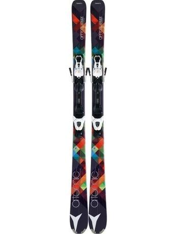 Горные лыжи с креплениями Atomic Affinity Pure + XTE 10 12/13