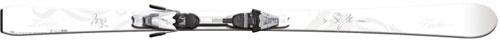 Горные лыжи Fischer Breeze RF + крепления V9 (10/11)