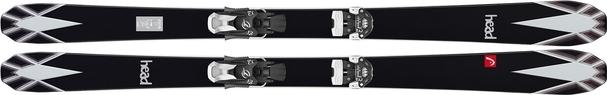 Горные лыжи Head Venturi 95 + AAATTACK 13 Wide BR97 (14/15)