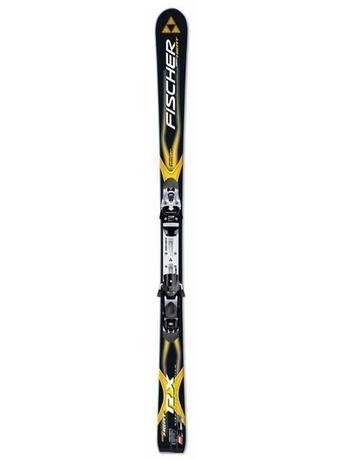 Горные лыжи Fischer RX Big Heat Flowflex + крепления RX Z 13 FLOWFLEX WIDE BRAKE 07/08
