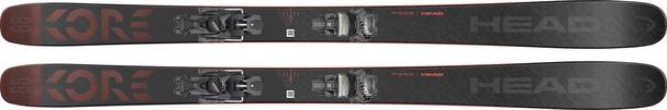 Горные лыжи Head Kore 99 + крепления ATTACK² 13 (20/21)