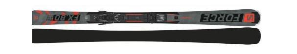 Горные лыжи Salomon S/Force Fx.80 + крепления M11 GW L80 21/22 (20/21)