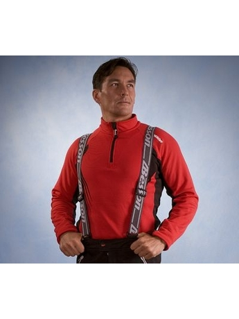 Куртка Besson Stubai Fleece red