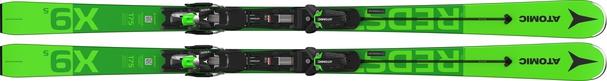 Горные лыжи Atomic Redster X9 S + крепления X 12 GW (20/21)