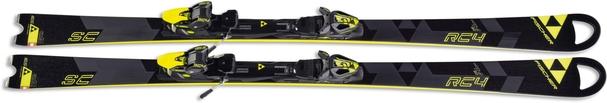 Горные лыжи Fischer RC4 Worldcup SC + крепления RC4 Z12 (16/17)