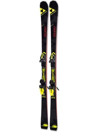 Горные лыжи Fischer RC4 The Curv Ti Allride + крепления RC4 Z11 16/17
