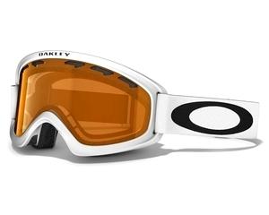 Маска Oakley O2 XS Matte White / Persimmon