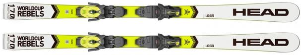 Горные лыжи Head Worldcup Rebels i.GSR + крепления PR 11 (19/20)