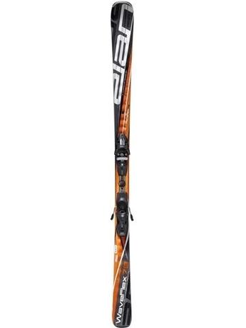 Горные лыжи Elan Waveflex 78 Orange + крепление EL11.0 10/11