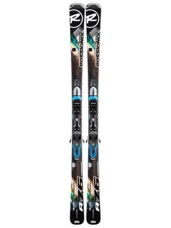 Горные лыжи с креплениями Rossignol Alias 76 Carbon + Xelium 100L 12/13