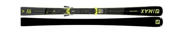 Горные лыжи Salomon S/Max 10 + крепления M12 GW F80 21/22 (20/21)