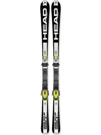 Горные лыжи Head WC Rebels i.SLR + крепления PR 11 15/16